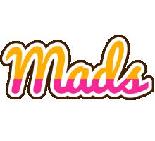 Mads smoothie logo