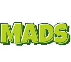 Mads summer logo