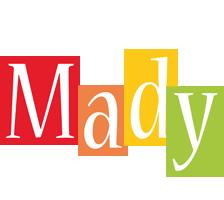 Mady colors logo