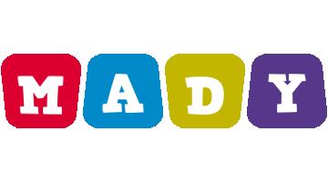 Mady kiddo logo
