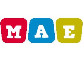 Mae kiddo logo