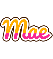 Mae smoothie logo