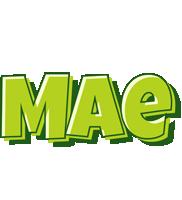 Mae summer logo