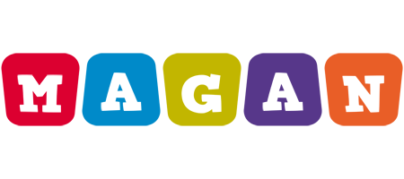 Magan kiddo logo