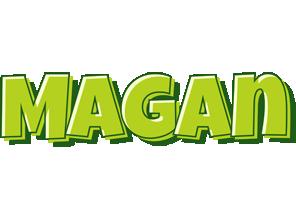 Magan summer logo