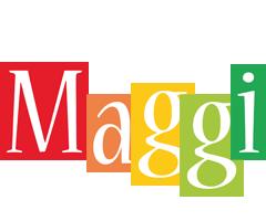 Maggi colors logo