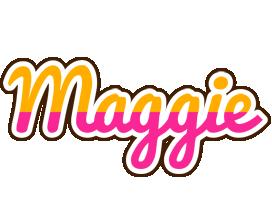 Maggie smoothie logo