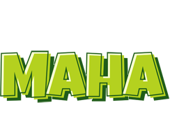 Maha summer logo
