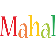 Mahal birthday logo