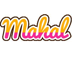 Mahal smoothie logo