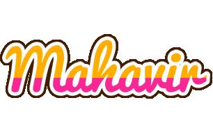 Mahavir smoothie logo