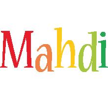 Mahdi birthday logo