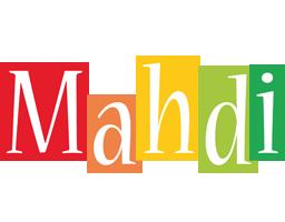Mahdi colors logo