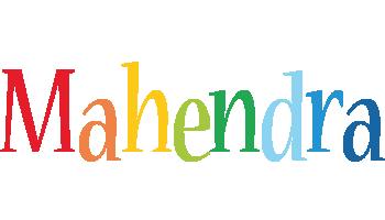 Mahendra birthday logo