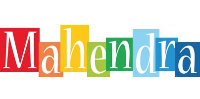 Mahendra colors logo