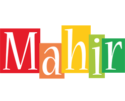 Mahir colors logo