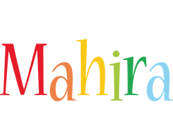 Mahira birthday logo