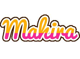 Mahira smoothie logo