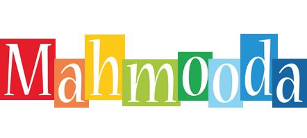 Mahmooda colors logo