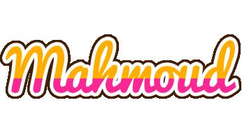 Mahmoud smoothie logo