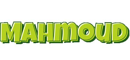 Mahmoud summer logo
