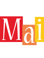 Mai colors logo