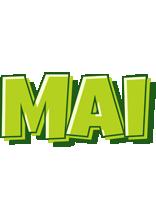 Mai summer logo