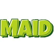 Maid summer logo