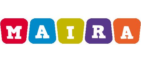 Maira kiddo logo