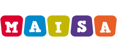 Maisa kiddo logo