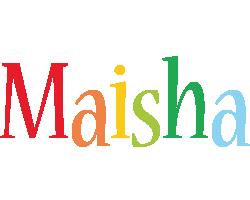 Maisha birthday logo