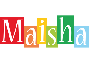 Maisha colors logo