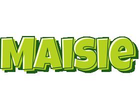 Maisie summer logo
