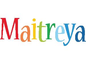 Maitreya birthday logo
