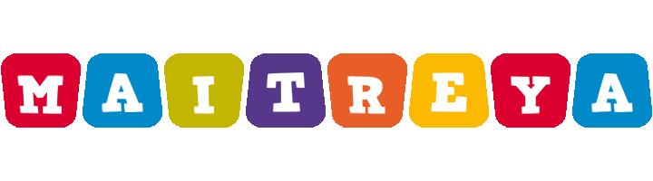 Maitreya kiddo logo