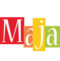 Maja colors logo