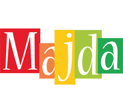 Majda colors logo