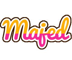 Majed smoothie logo