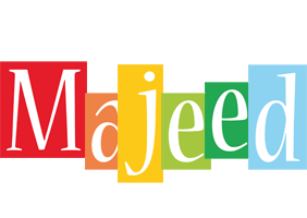 Majeed colors logo