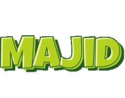 Majid summer logo