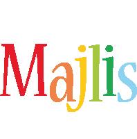 Majlis birthday logo