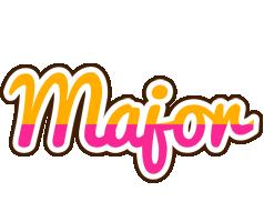 Major smoothie logo