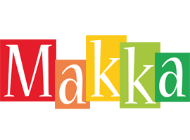 Makka colors logo