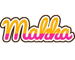 Makka smoothie logo