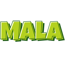 Mala summer logo