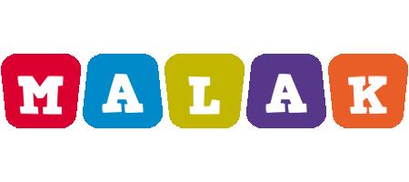 Malak kiddo logo
