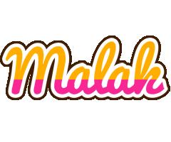 Malak smoothie logo
