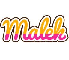 Malek smoothie logo