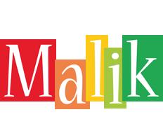 Malik colors logo