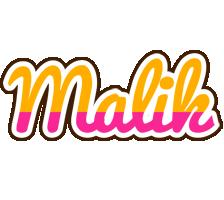 Malik smoothie logo
